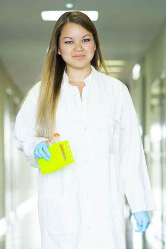 Pharmaceutical science graduate