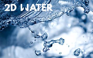 2D Water