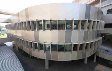 Malaysia library building exterior