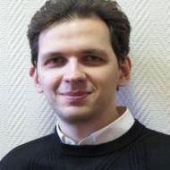 Assistant Professor Philip Ushchev