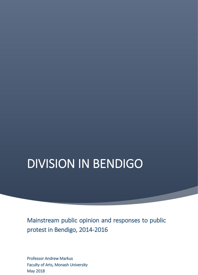 Division in Bendigo cover