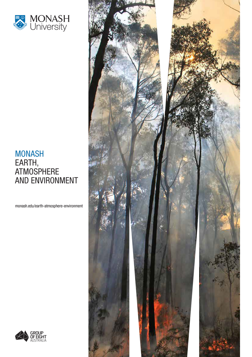 Monash Earth, Atmosphere and Environment