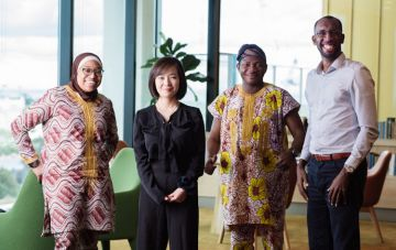 MBA students' winning pitch for Melbourne's African community
