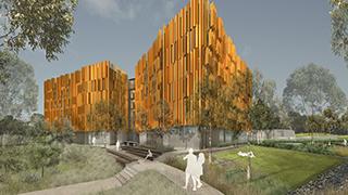 Peninsula future campus
