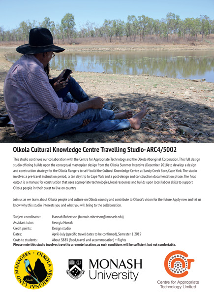Olkola Cultural Knowledge Centre