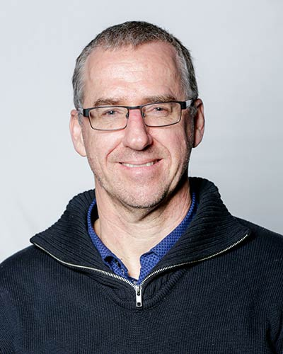 Professor Chris Bain