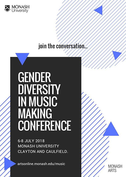 The Gender Diversity in Music Making Conference