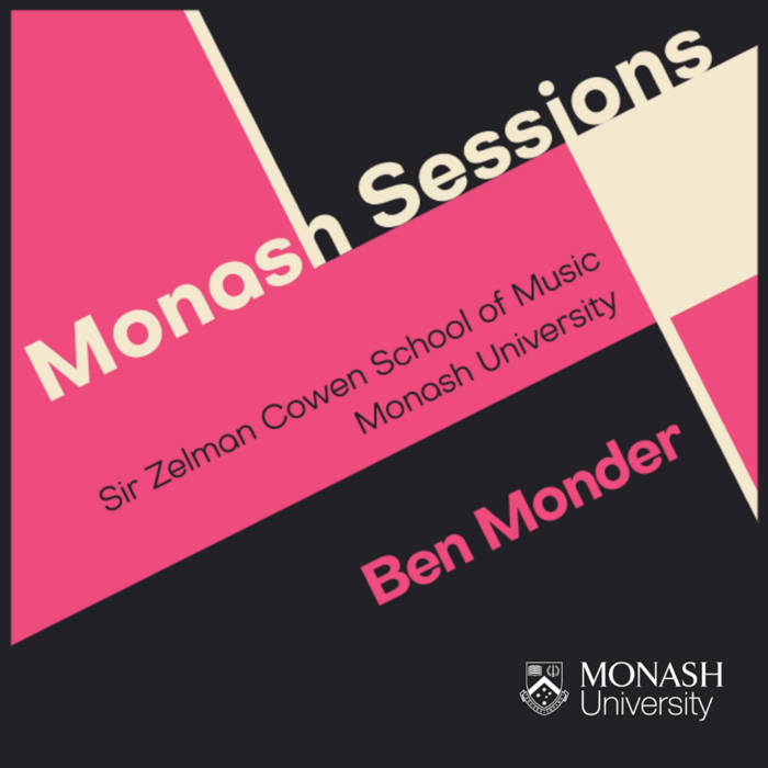 Ben Monder Monash Sessions
