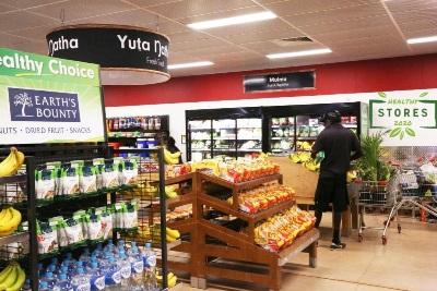 Healthy Stores 2020