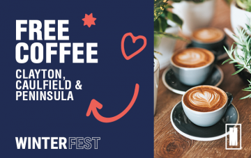 feature - free coffee