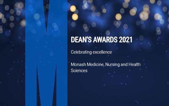 Image: Dean's Awards 2021