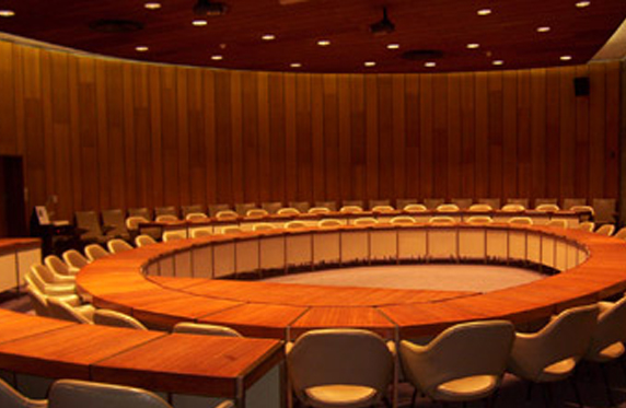 Council room - archive