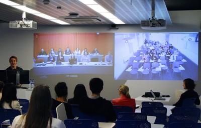 Presentation at ICUR 2014