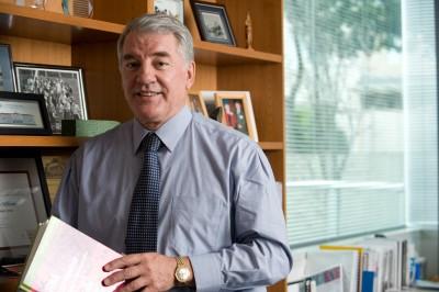 Professor Bryan Williams, Director of MIMR