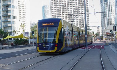 Institute of Railway Technology have helped to resolve noise problems with the new Gold Coast light rail passenger service.