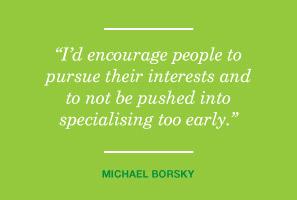 Michael Borsky