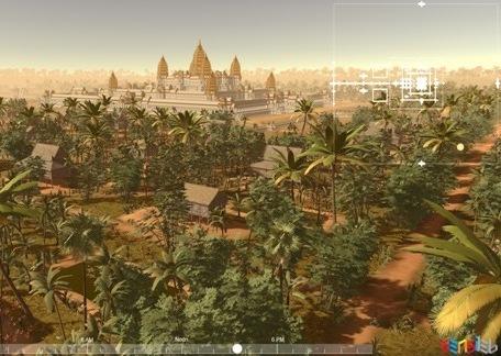 Angkor Wat Visualation 3