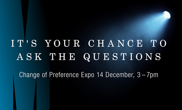 Change of Preference Expo