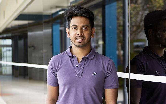 Current undergraduate student