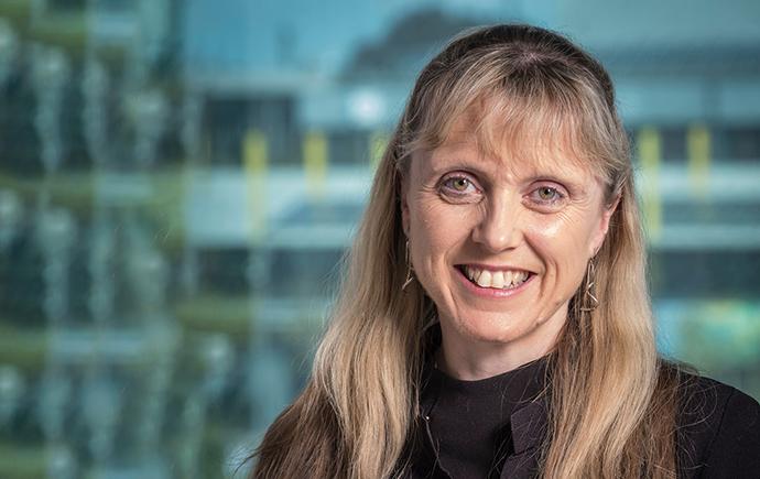 Professor Carla Wilkin