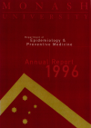 1996 Annual Report Cover