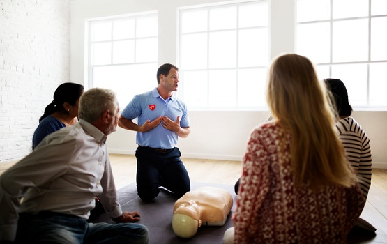 CPR training can more than double survival rates, Monash University research shows