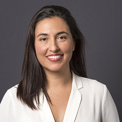 Dr Eliana Marino.