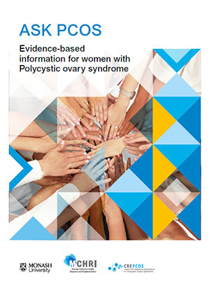 ASK PCOS Evidence-based information for women with Polycystic ovary syndrome