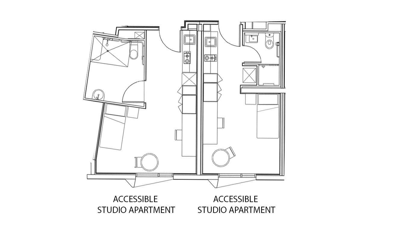 Show Apartment Floor Plans