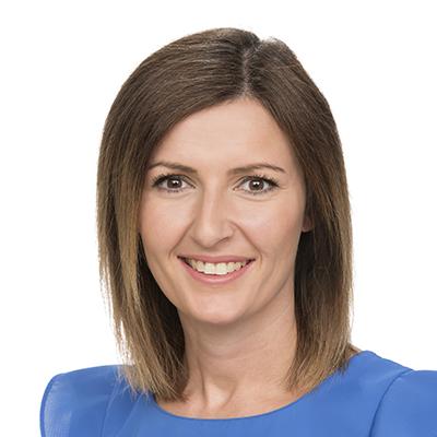 Dr Aneta Stefanidis.