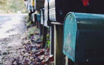 Image: letterboxes