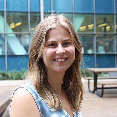 Monash BDI PhD student Kate Balka.