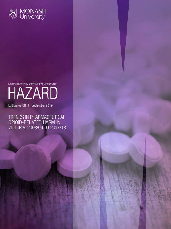 Hazard Edition 86 cover page