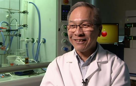 Professor San Hoa Thang AC
