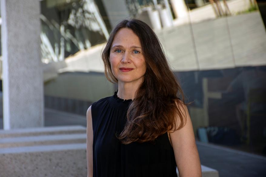 Professor Sarah Pink