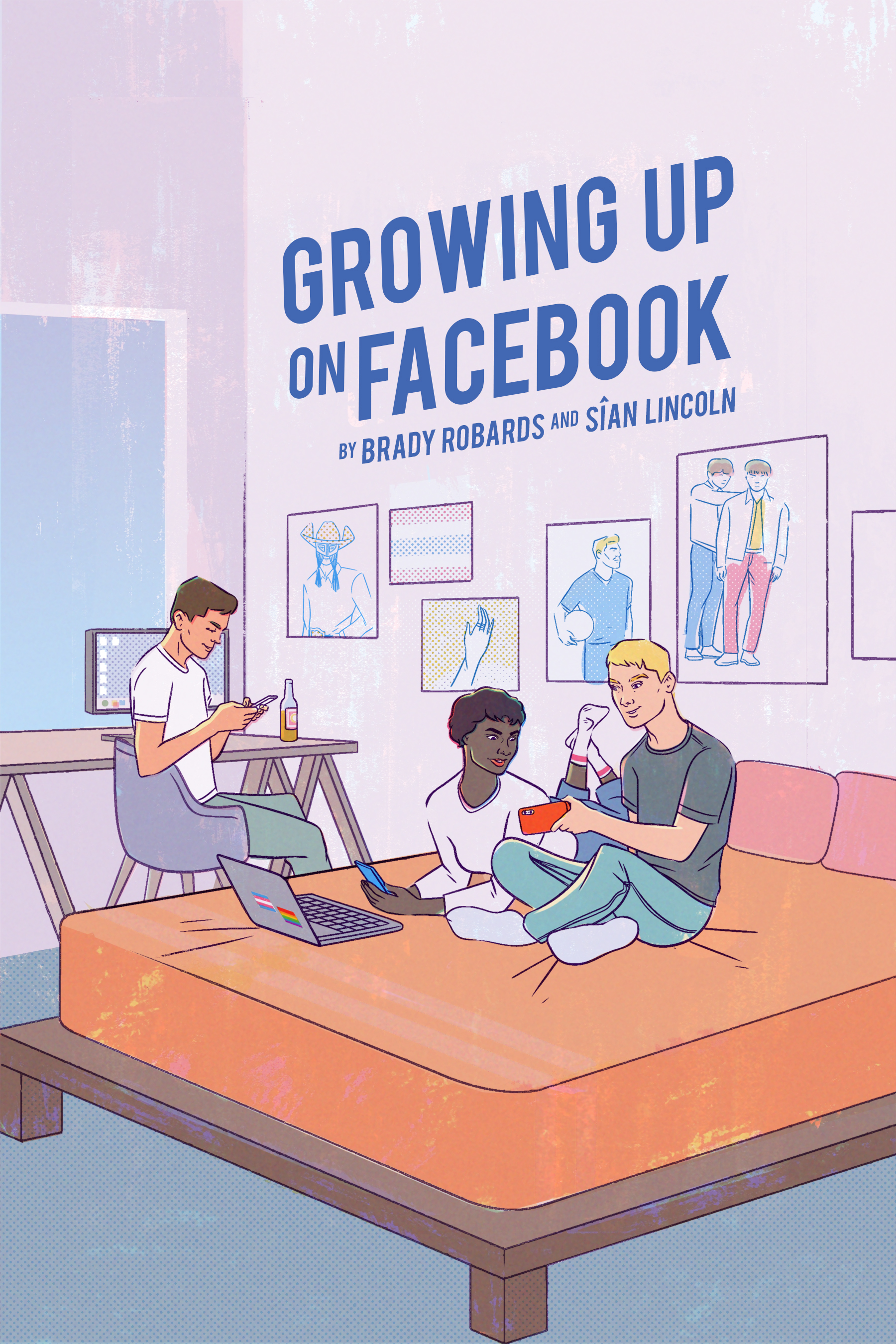 Growing up on Facebook