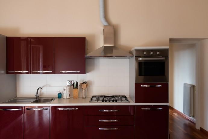 Belvedere kitchen