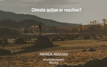 Climate action or reaction?