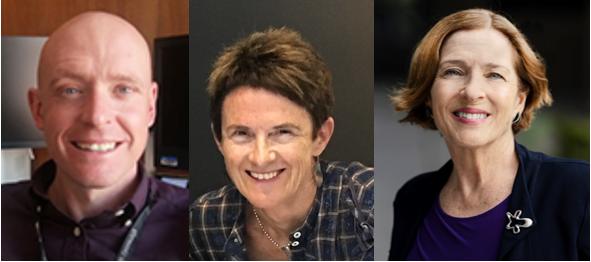 Speaker: Marc Moore, Commentator: Amanda Harkness, Moderator: Professor Jennifer Hill