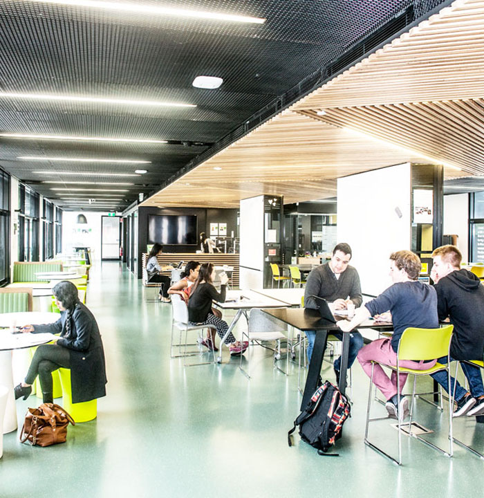 Science Student Learning Lounge