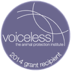 Voiceless Grants recipient badge