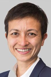 Dr Lydia Johns-Putra