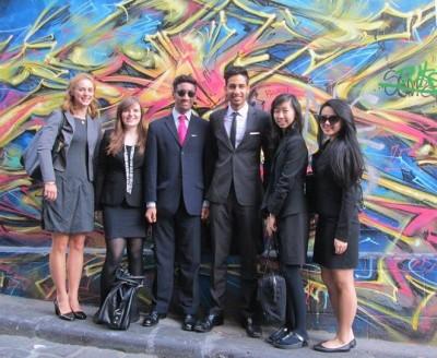 International moot for Monash and Warwick law students - Monash