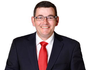The Honourable Daniel Andrews MP (BA 1996)