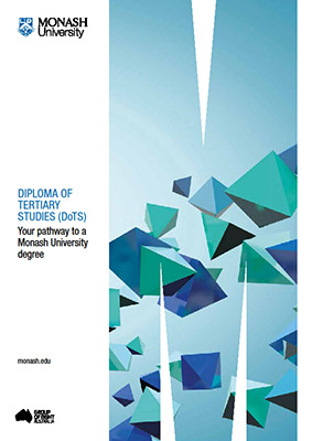 Diploma of Tertiary Studies brochure 2015