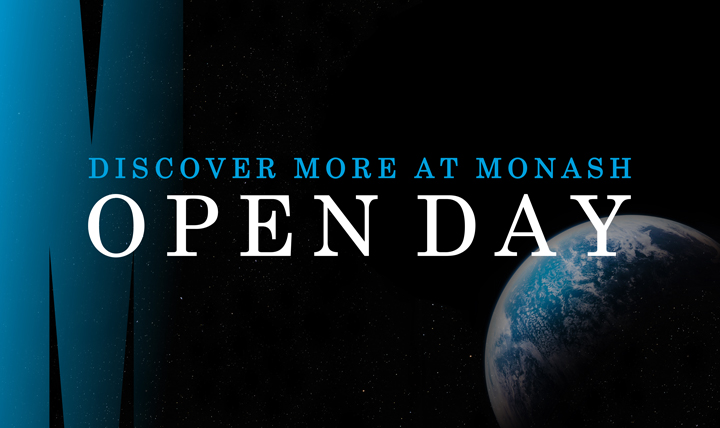 Monash Open Day 2016
