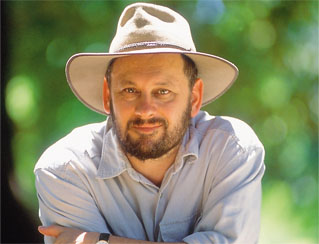 Professor Tim Flannery - Photo Adam Bruzzone
