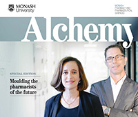 Cover picture of Alchemy 29