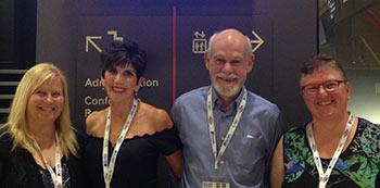 Lisa, Kathy, Deborah and John