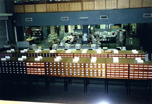 Monash University Library collection